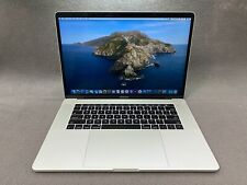 """Apple Macbook Pro 15"""" Laptop Silver MLW72LL/A (2016) 2.6GHz i7 16GB 256 SSD 15.4"""