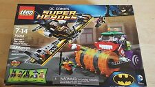 LEGO DC Comics 76013 Batman: The Joker Steam Roller SEALED 100% complete RETIRED