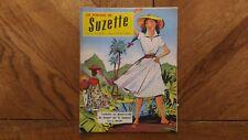 Revue Hebdomadaire Vintage « La Semaine De Suzette – N°31 – 27 Juin 1957 » BE.
