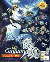 GINTAMA (BOX 6) - COMPLETE ANIME TV SERIES DVD BOX SET (317-367 EPIS)