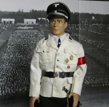 In The Past Toys (ITPT) WWII German Officer in White SUMMER Uniform NIB