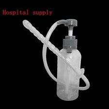 Female Anus Pump Anal Washing Vaginal Clean Anal Douche Cleaner Set 300ML Bottle