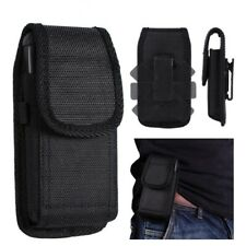Vertical Phone Belt Holder Case For Cell Phone Pouch Clip Flip Universal