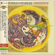 BOB MARLEY AND THE WAILERS - CONFRONTATION 2001 JAPAN MINI LP CD