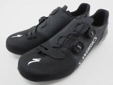 Specialized S-Works 7 Wide Road Cycling Shoes US Size 9 Dyneema Boa Black