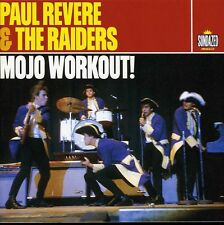 Paul Revere & the Raiders - Mojo Workout [New CD]