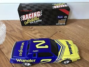 Action 1981 #2 DALE EARNHARDT Wrangler 1:24 Grand Prix Diecast 1/5016 1995 BWB