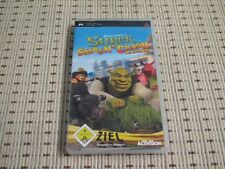 Shrek Smash n 'Crash Racing para Sony PSP * embalaje original *