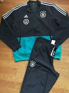 """DFB VW """" VOLKSWAGEN """" Trainingsanzug """" EM 2021"""" 4 STERNE """" ADIDAS """" L """"RAR"""