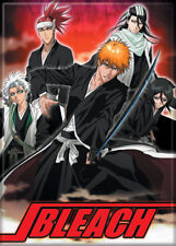 Bleach Photo Quality Magnet: Group