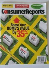 CONSUMER REPORTS MARCH, 2016 ISSUE BRAND NEW MAGAZINE
