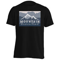 Mountain expedition, camping Men's T-Shirt/Tank Top v284m