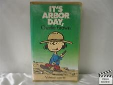 It's Arbor Day, Charlie Brown VHS