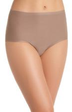 Chantelle Intimates Womens Hazelnut Soft Stretch High Waist Briefs One Size 4104