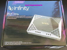 Infinity REF-551A Reference Series Car Stereo MONO Subwoofer Amplifier 1300 Watt