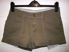 Denim & Co. Cotton Mid Rise Shorts for Women