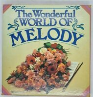 THE WONDERFUL WORLD OF MELODY CASSETTE TAPE BOX SET READERS DIGEST 5 TAPES