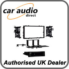 Connects2 CT24HD17 Honda Accord Odyssey 1990> Black Single & Double DIN Fascia