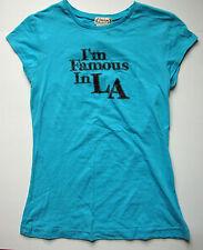 FUNNY LOS ANGELES LA T shirt Top size medium M