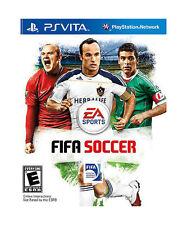 FIFA Soccer - Sony PlayStation Vita 2012 PS Vita Brand NEW Sealed Fast Shipping
