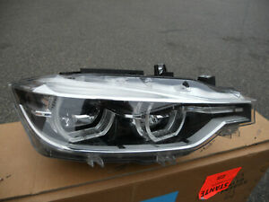 Original BMW 3 F30 ,F31 ,F35 Headlight right (Scheinwerfer rechts) Adaptive LED