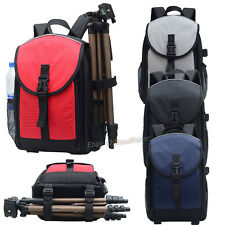 Photograghy Camera Bag Backpack Rucksack Insert DSLR SLR Padded Case Cover Pack