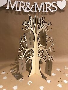 Wedding Wishing Tree & 100 Vintage Tags, Vintage, Decor, Centerpiece, Wooden