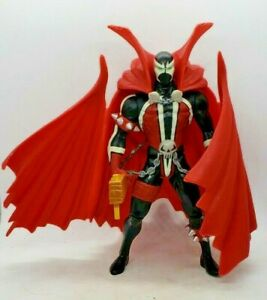 """Spawn Series 1 Spawn Flying Cape 6"""" Figure Complete Todd Mcfarlane 10101 1994"""
