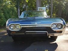 1963 Ford Thunderbird  coupe 2-door.