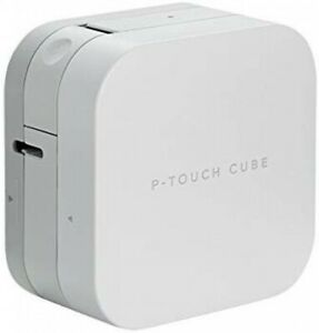 Brother Label Printer PT-P300BT P-TOUCH CUBE Japan Import With Tracking