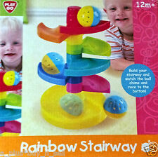 PlayGo Rainbow Stairway - Baby Shower Gift - Baby Toy, Colorful Game, Play Time!