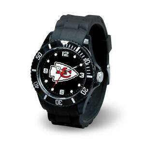 Men's Black watch Spirit - NFL - Kansas City Chiefs