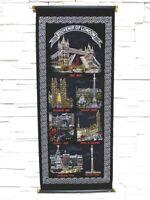 Londra Souvenir Ruolo Parete XL 96 cm Tutti Highlights, Gran Bretagna
