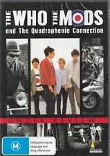 THE WHO THE MODS AND THE QUODROPHENIA COLLECTION - NEW DVD FREE LOCAL POST
