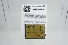 SCALE RAIL HO SCALE  #160 GE DASH 9-44CW SANTA FE GULLWING CAB- DC
