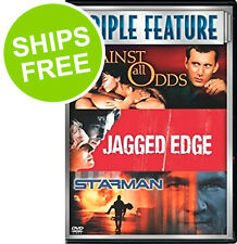 Against All Odds / Jagged Edge / Starman (DVD, 2008) NEW, Sealed, Jeff Bridges