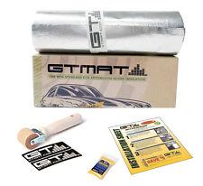 "50sqft 8""x38' GTMat Ultra 80mil Car Vibration & Heat Sheild Deadening Material"