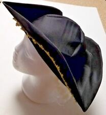 FORUM COLONIAL TRICORNE HAT CHAPEAU CHILD'S HALLOWEEN CUSTUME