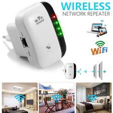 300Mbit/s Wireless WLAN Repeater Signal Verstärker Wifi Wlan Router Booster