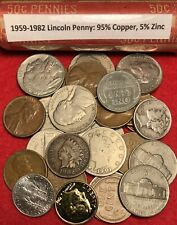 *SALE* HUGE COIN COLLECTION BULLION LOT Gold GP Silver 75+ US Coins! *FREE COIN*
