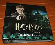 2007 Artbox Harry Potter and the Order of the Phoenix Binder Base Set Puzzle