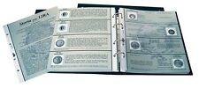 LIRA TIPOLOGICA KIT INSERTI PER LA RACCOLTA DELLE MONETE LIRA ITALIANA 1946/2001