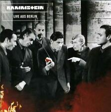 RAMMSTEIN LIVE AUS BERLIN CD HEAVY METAL HARD NEW