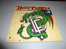 Deep Purple - The Battle Rages On...  - 180g LP Vinyl /// Neu & OVP /// DLC