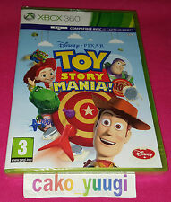 TOY STORY MANIA XBOX 360 NEUF SOUS BLISTER 100% FRANCAIS