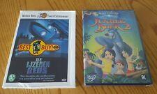lot de 2 film Dvd enfant / famille neuf , Disney & WB