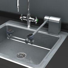WaterSaver EW899LH-L Deck Mtd Swomg Dpwm Eye Wash
