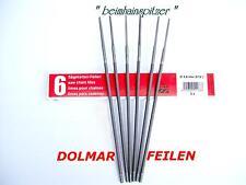 Dolmar Rundfeile 4,8  mm zur Sägekette Kettensäge Sägekette schärfen Kettenfeile