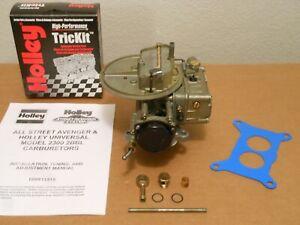 Rebuilt Holley 2065 350cfm Ford Merc Universal 2300 H2 289 292 302 332 351 F100