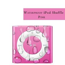 Waterproof Apple iPod shuffle newest generation 2GB Pink BRAND NEW.